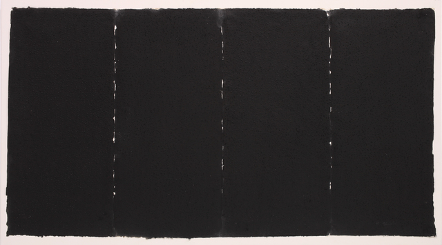 Choi Myoung Young, 'Conditional Plane Surface 8510', 1985, Painting, Oriental ink on Korean paper on canvas, The Columns Gallery