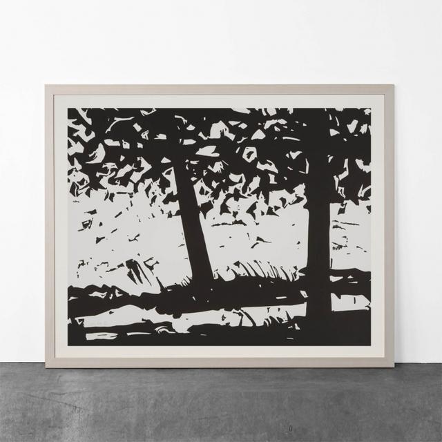 Alex Katz, 'Maine Woods', 2013, Weng Contemporary