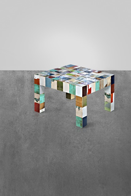 , 'No. 33 Waste-Waste 80 x 80 Coffee Table,' 2013, Chamber