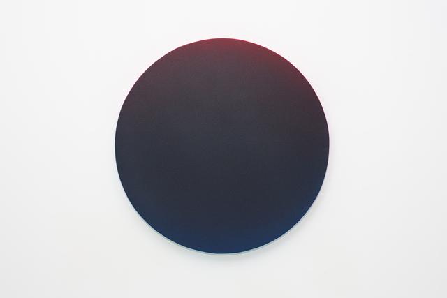 , 'Black Gradient 2,' 2018, Mirus Gallery