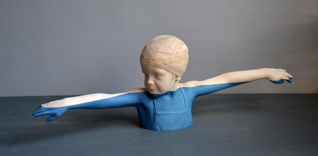 Willy Verginer, 'Acqua Alta Figure 4', 2019, Galerie LeRoyer