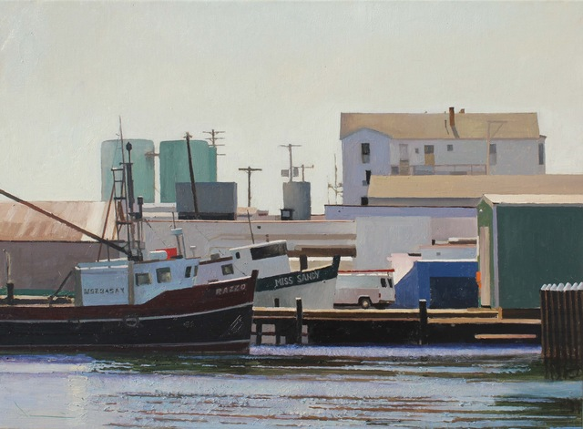 , 'Gloucester boats,' , Hugo Galerie