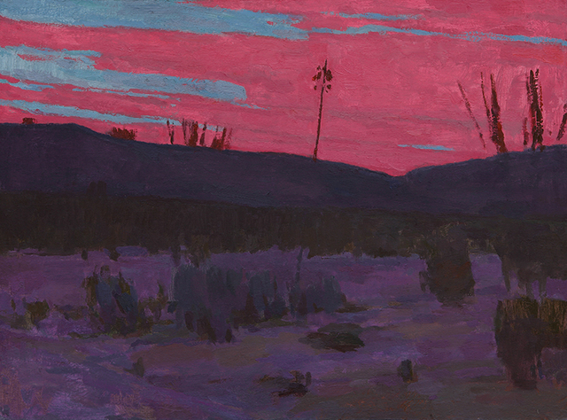 Eric Merrell, 'A Glow Lifted from the Sands', 2018, Maxwell Alexander Gallery