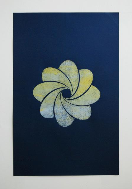 , 'Japanese Optical and Geometrical Art (p.23),' 2017, Die Ecke Arte Contemporáneo