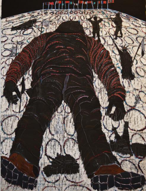 , 'Afrique, Afrique, Afrique,' 2014, Hales Gallery