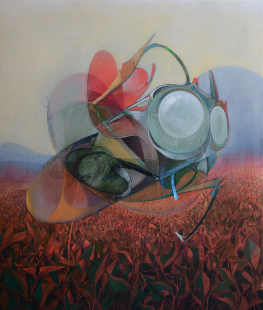, 'The bee,' 2014, Q0DE