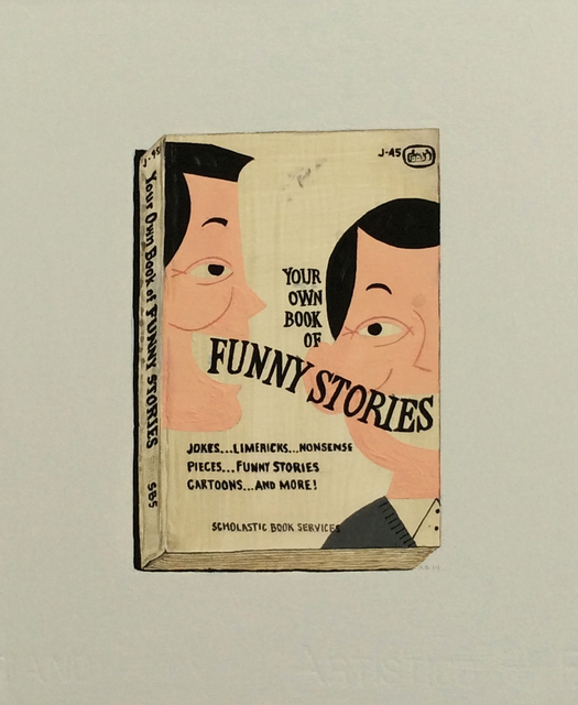 , 'Funny Stories,' 2014, Albert Merola Gallery