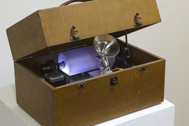 , 'sound.of.suitcase- Noise Box,' 2014, Project Fulfill Art Space
