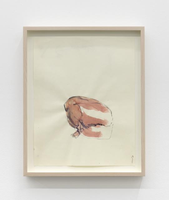 , 'Fetal Curl,' 2011, Daniel Faria Gallery