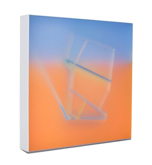 , 'Orange Blue Kame 4,' 2017, reference: contemporary