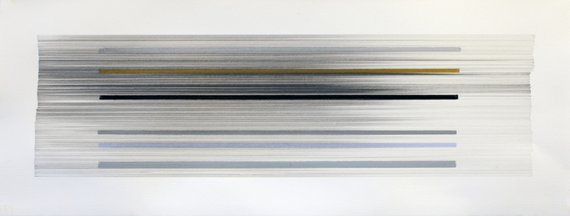 Anne Lindberg, 'Minutes Hours Days 01', 2019, Haw Contemporary
