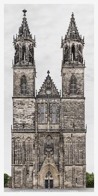 , 'Magdeburg, Dom St. Mauritius und Katharina,' 2011, Axel Vervoordt Gallery