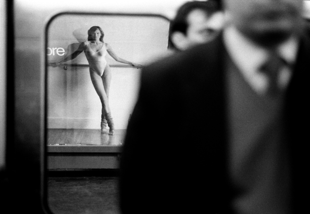 , 'Metro #1,' 1987, Fotospot