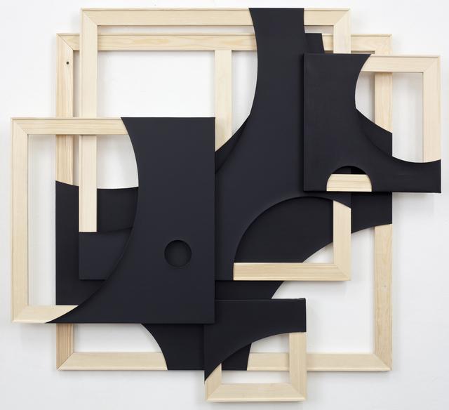 , 'Black Planes,' , Fabien Castanier Gallery