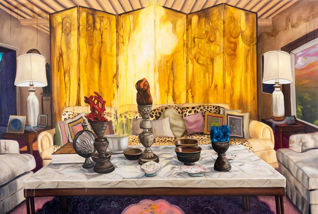 , 'The Living Room,' 2015, Peana Projects