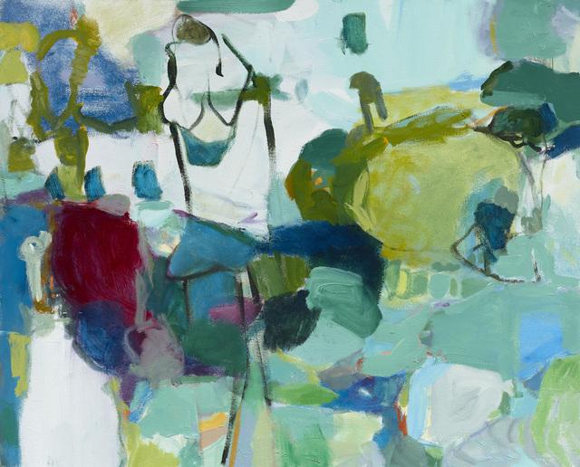 , 'Walkers,' 2018, Cadogan Contemporary