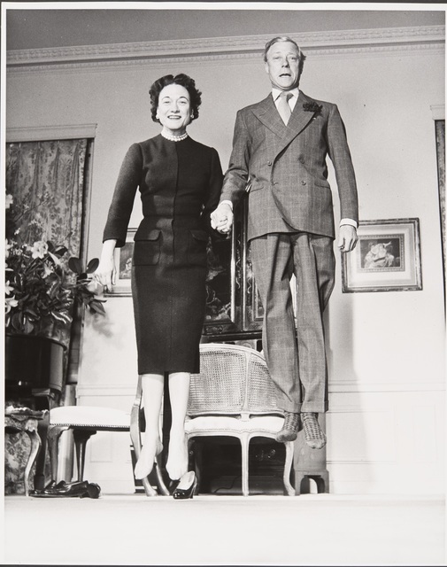 , 'Duc et Duchesse de Windsor (Duke and Duchess of Windsor),' 1956, Kunsthal Rotterdam
