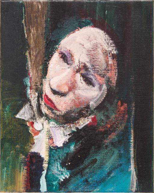 , 'Portrait 8,' 2015-2016, Beck & Eggeling