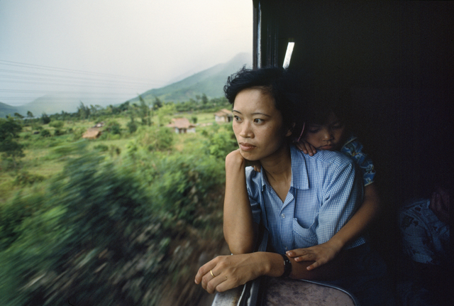 , 'The Woman on the Train,' 1990, Art Vietnam Gallery