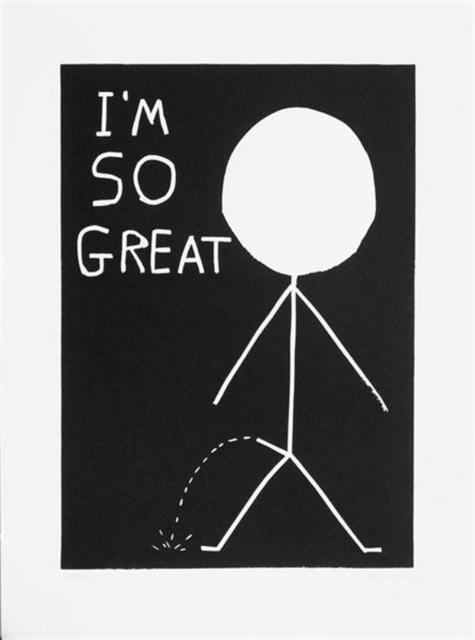 , 'I'm So Great,' 2014, Hang-Up Gallery