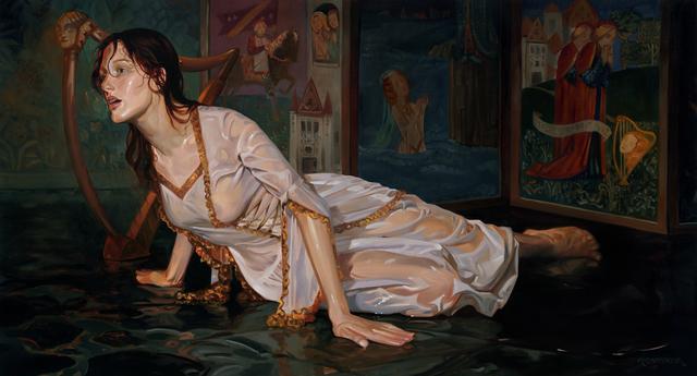 Kai Carpenter, 'Bonny Swan', 2017, IX Gallery