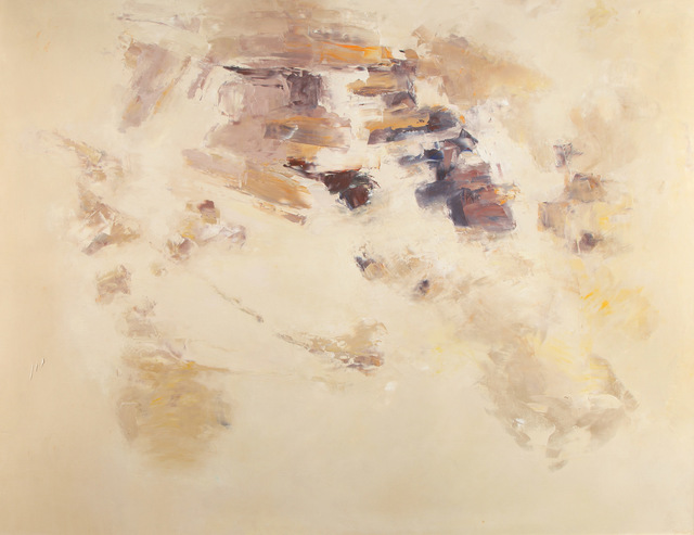 Miklos Bokor, 'Sans titre', 1982, Painting, Oil on canvas, Ditesheim & Maffei Fine Art