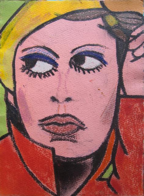 , 'Twiggy,' 1980-1984, Carrie Haddad Gallery