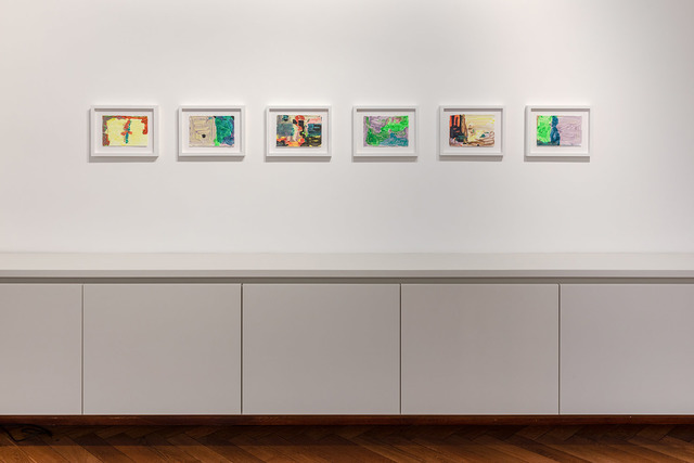 , 'Installation view II,' , Drawing Room