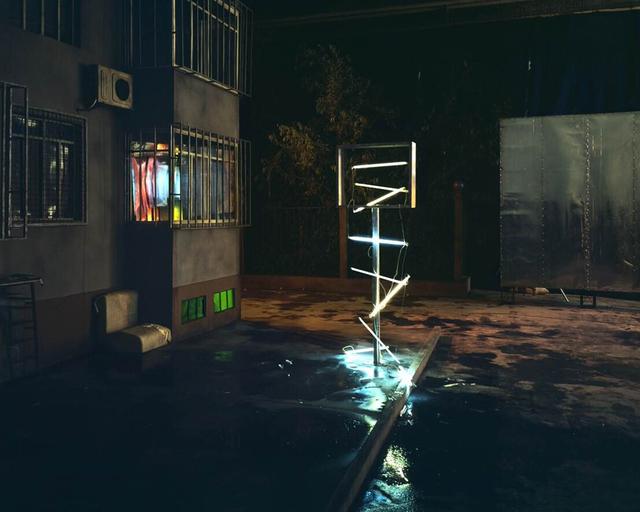 , 'Falling Light,' 2015, Galerie Rüdiger Schöttle