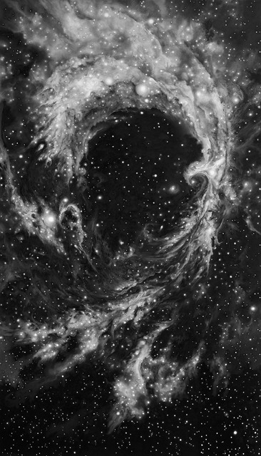 , 'Untitled (Rosette Nebula),' 2014, Adamson Gallery