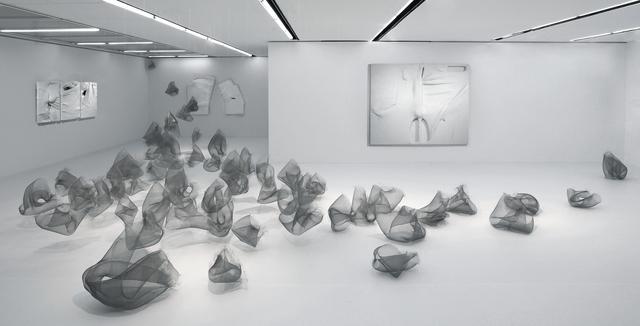 , 'Translution,' 2018, Galerie du Monde