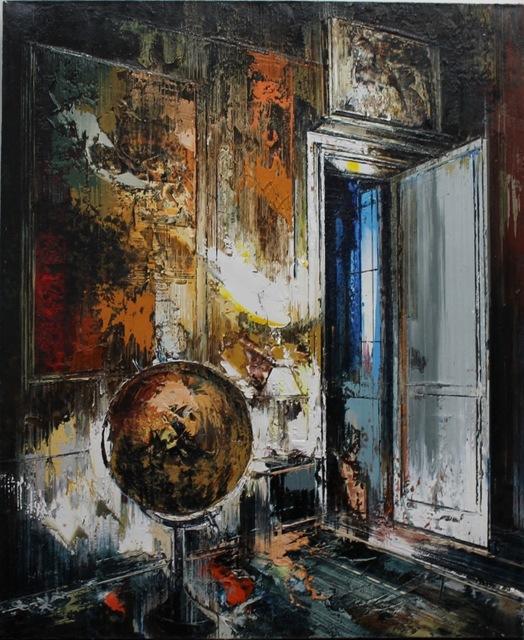 , 'Globe small version ,' 2016, Long & Ryle