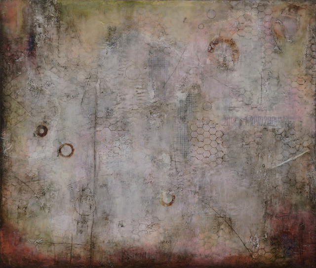 , 'Palimpsest,' 2014, Seager Gray Gallery