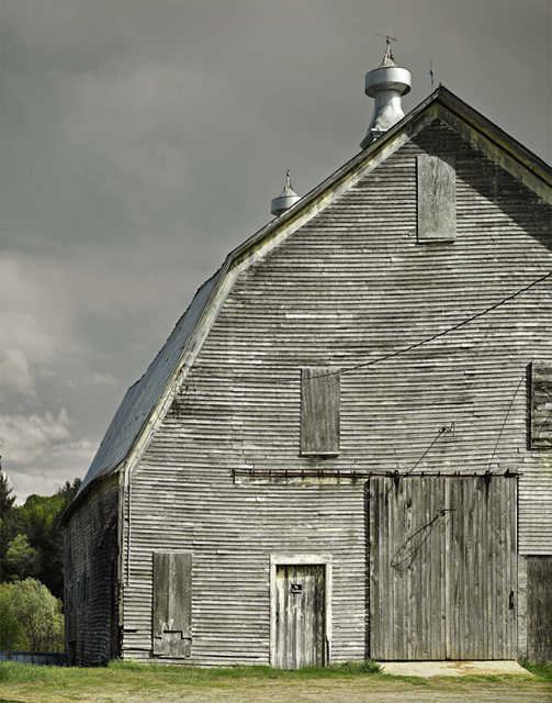 , 'Tillotson Barn 3,' , West Branch Gallery