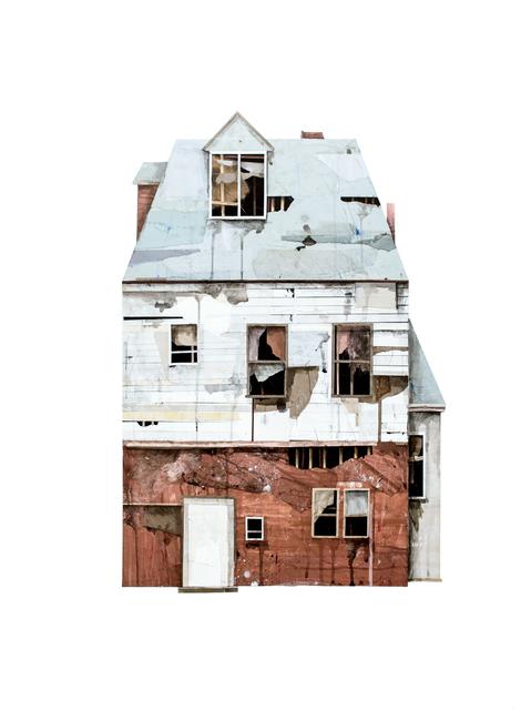 , 'House Portrait III,' 2016, Paradigm Gallery + Studio
