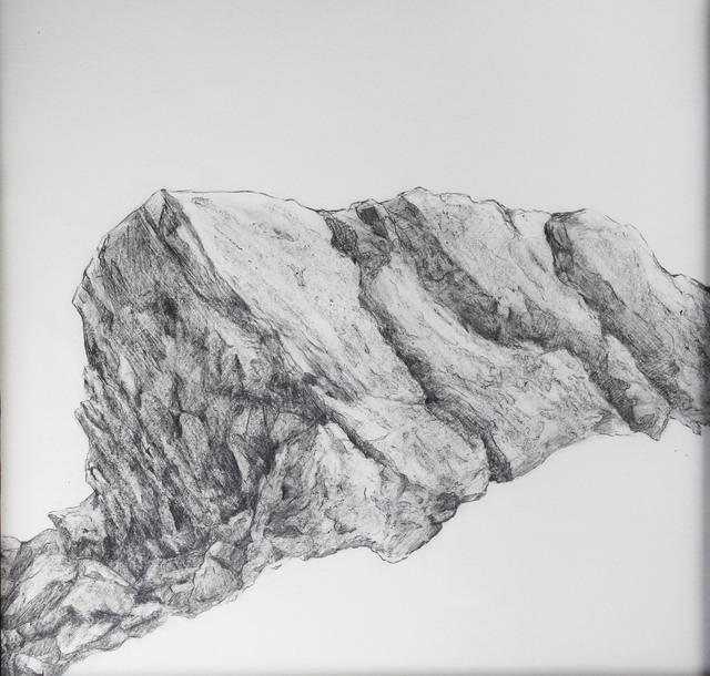 Luis Canseco, 'CUMBRE II', 2017, Galería Quetzalli