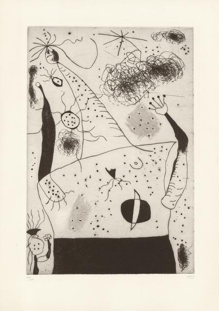 , 'La géante,' 1938, Galerie Boisseree