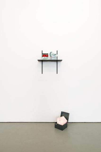 , 'FABRICATION B535b,' 2015-2016, Galerie Antoine Ertaskiran
