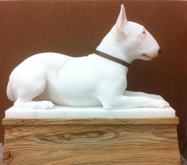 , 'Dog Deity,' 2014, 3 Punts Galeria