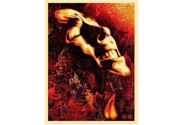 Shepard Fairey, 'Bob Marley', AYNAC Gallery