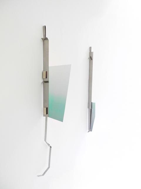 , ''H' emitter,' 2015, Arróniz Arte Contemporáneo
