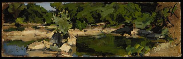 , 'At Angler's,' 2006, Susan Calloway Fine Arts