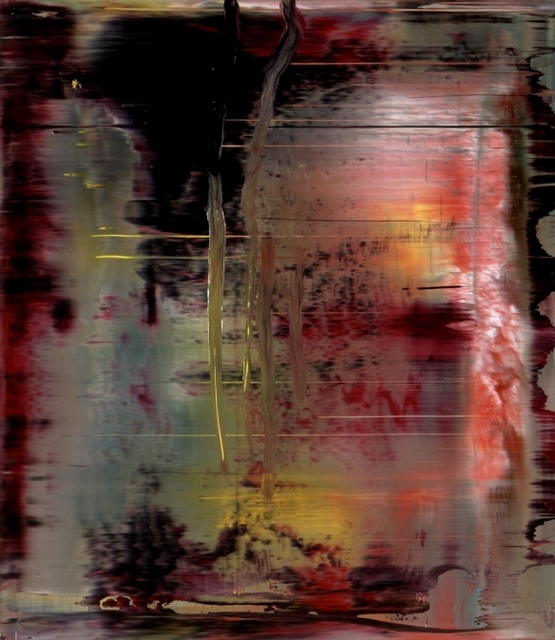 Gerhard Richter, 'Abstraktes Bild (869-7)', 2000, Kings Wood Art