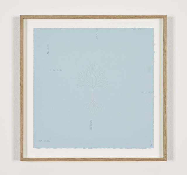 , 'Untitled,' 1981, Galerie Greta Meert