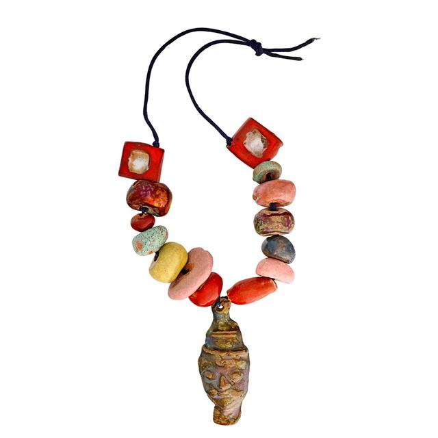 Beatrice Wood, 'Rare Necklace, Ojai, CA', Rago/Wright