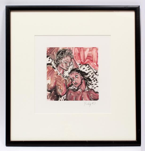 , 'Two Women,' ca. 1980, Benjaman Gallery Group