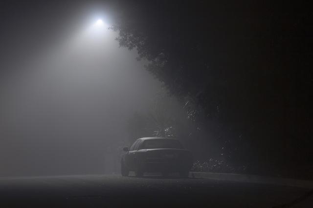 , 'Sleeping Car, Edwin Drive,' 2012, Fahey/Klein Gallery