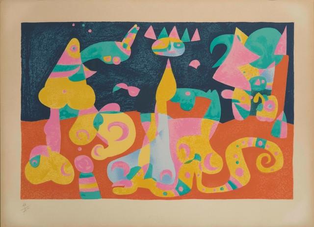 Joan Miró, 'Untitled', Cambi