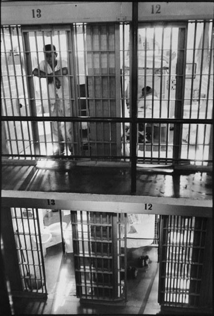 , 'Cell Block (Huntsville, Texas),' 1968, ClampArt