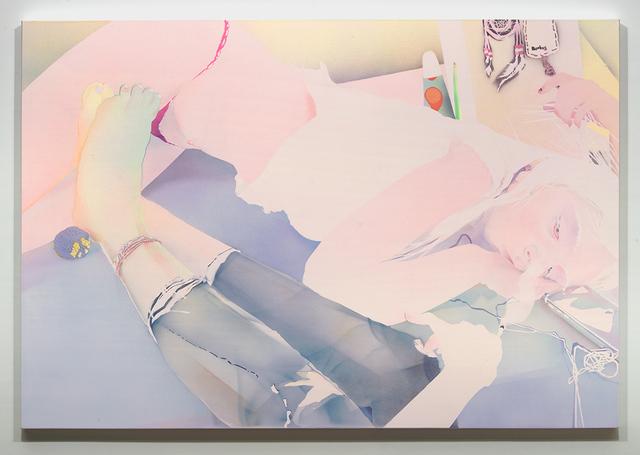 , 'HUMBUG,' 2016, Catharine Clark Gallery